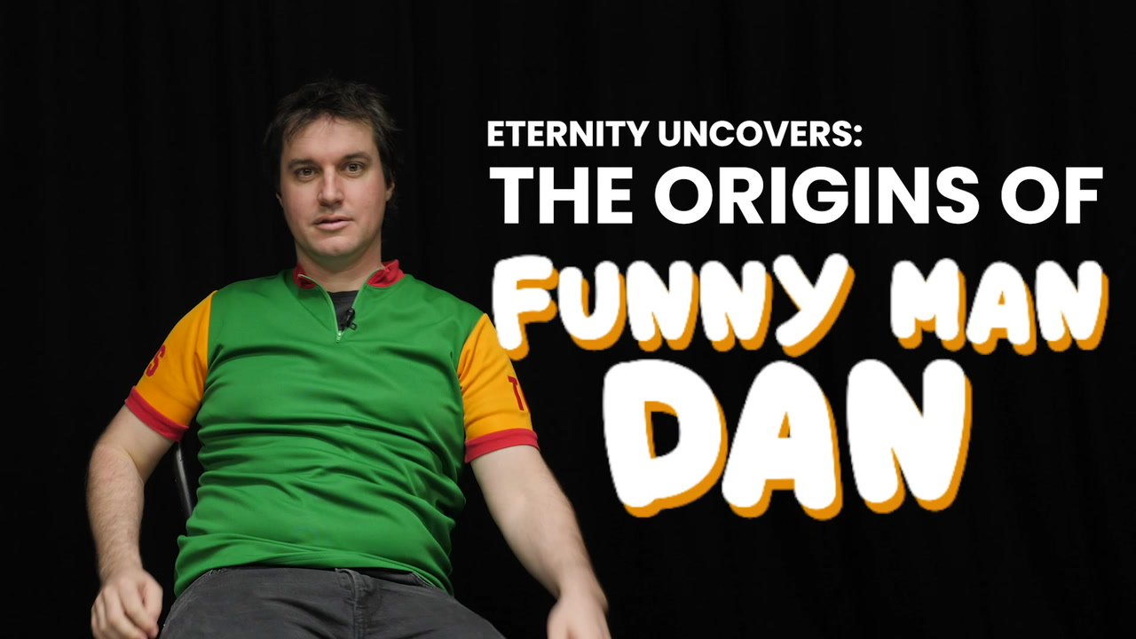 The origins of Hillsong's Funny Man Dan - Eternity News