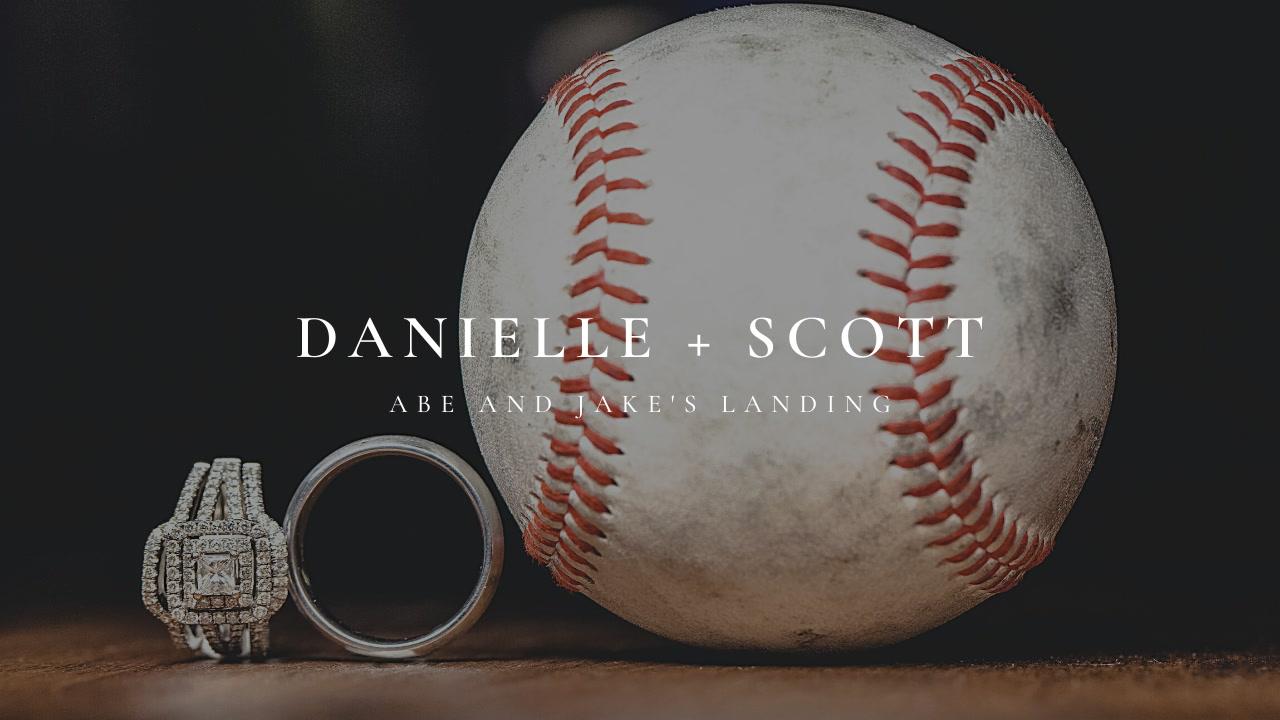 Danielle + Scott   Lawrence, Kansas   Abe and Jake's Landing