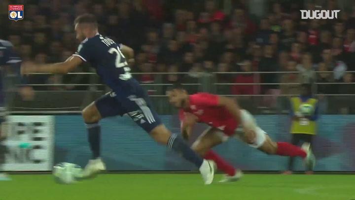 Maxwel Cornet's best moments from the 2019-20 Ligue 1 season so far