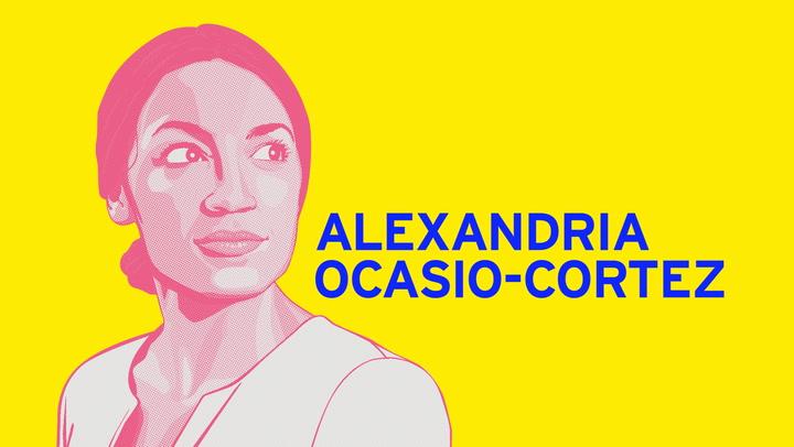 Future Women's History Honors Alexandria Ocasio-Cortez!