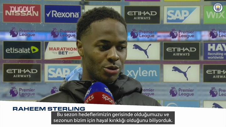 "Raheem Sterling: ""Liverpool'a Karşı Kendimizi Gösterdik"""