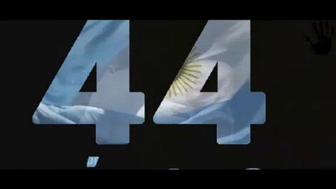 El video que rinde homenaje a los 44 tripulantes del ARA San Juan