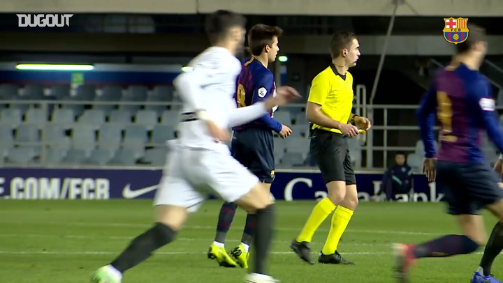 Riqui Puig's Best Barça Inter-Plays