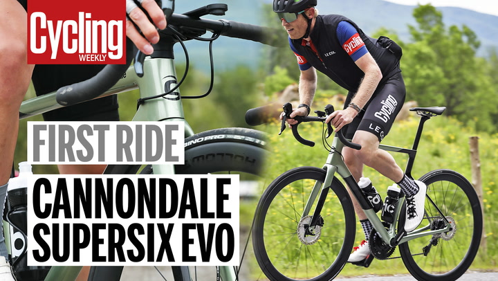 The new Cannondale SuperSix EVO: The king is dead, long live the