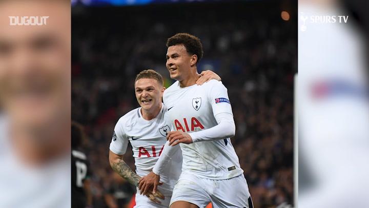 European Nights: Spurs 3-1 Real Madrid