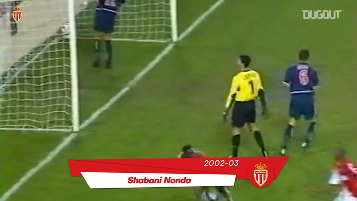 AS Monaco's top five goals vs PSG