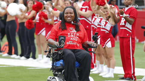 Bigger Than Sports: Eric LeGrand on the riot that breached the U.S. Capitol