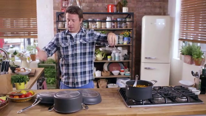Preview image of Jamie Oliver Cookware Set  video
