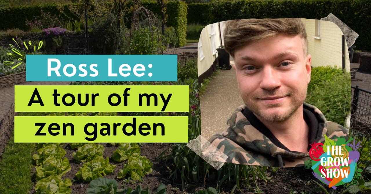 Ross Lee - A Tour of My Zen Garden