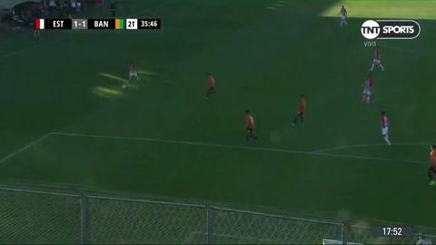 Estudiantes y Banfield igualaron en un entretenido duelo en La Plata