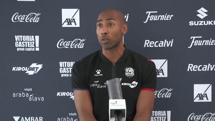 """Granger: """"Es un regalo tener una segunda oportunidad para acabar la liga"""""""