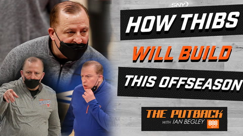 How will Tom Thibodeau try to improve the Knicks this offseason? | The Putback with Ian Begley