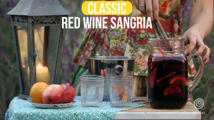 How to make red wine sangria kitchn thecheapjerseys Image collections
