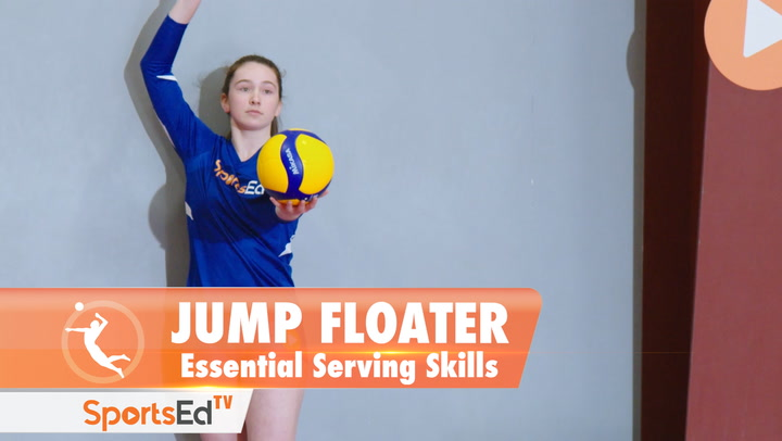 THE JUMP FLOATER SERVE