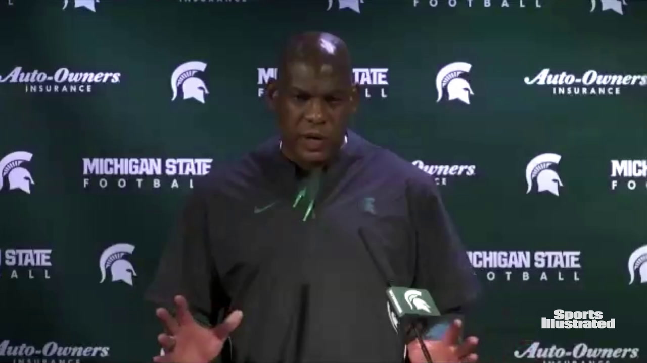 Evaluating Michigan State's Offensive Depth Chart after Spring Ball