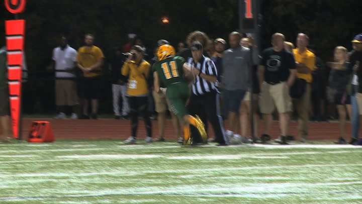 Rock Bridge faces off against Hickman