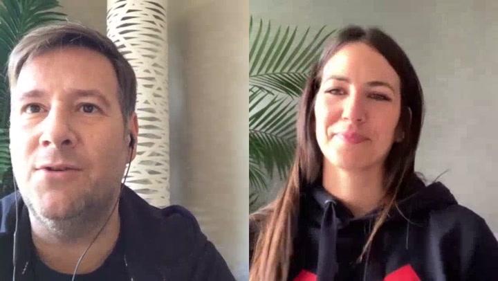 """Carlos Latre: """"Es vital encontrar una vacuna cuanto antes"""""""