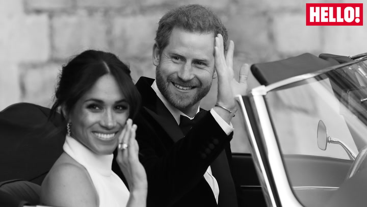 Royal Wedding  Hair Stylist Talks The messy Bun Look For Meghan