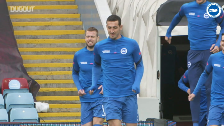 Pitchside: Welbeck and March help Brighton defeat Aston Villa
