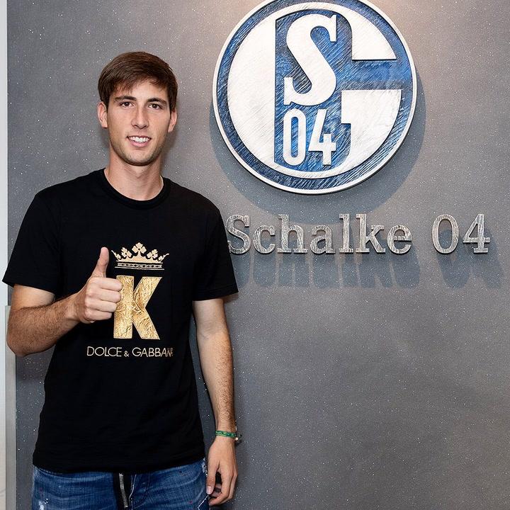 Juan Miranda, cedido al Schalke