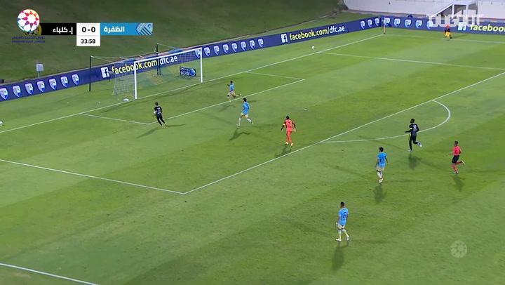 Highlights: Al-Dhafra 1-2 Ittihad Kalba