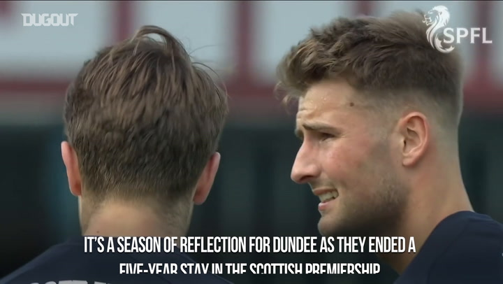 Dundee FC 2018-19 Season Review