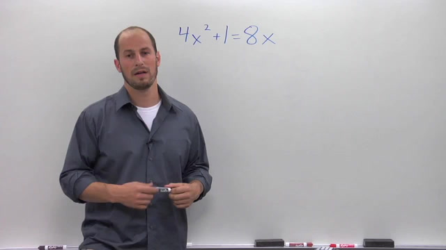 Overview of the Different Methods of Solving a Quadratic Equation - Problem 3