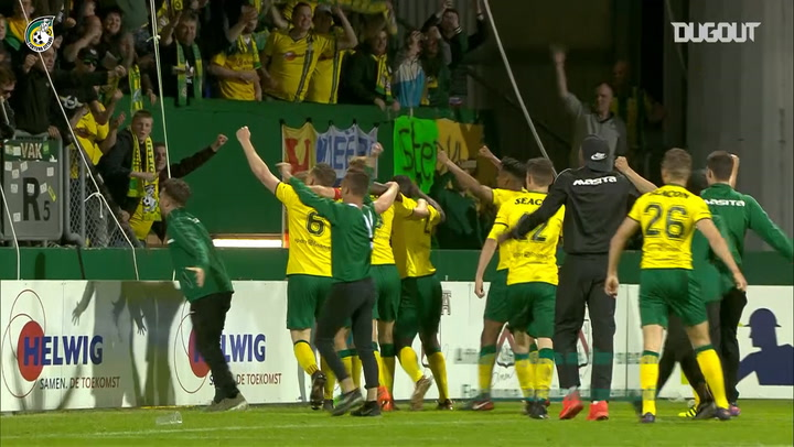 The story of Fortuna Sittard's return to the Eredivisie