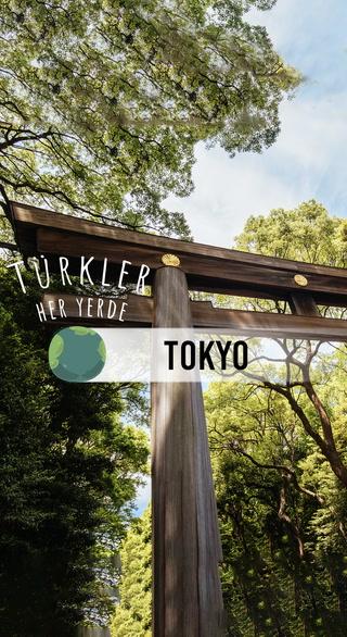 Türkler Her Yerde - Tokyo