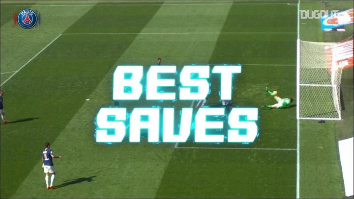 BEST SAVES: GIANLUIGI BUFFON VS ANGERS
