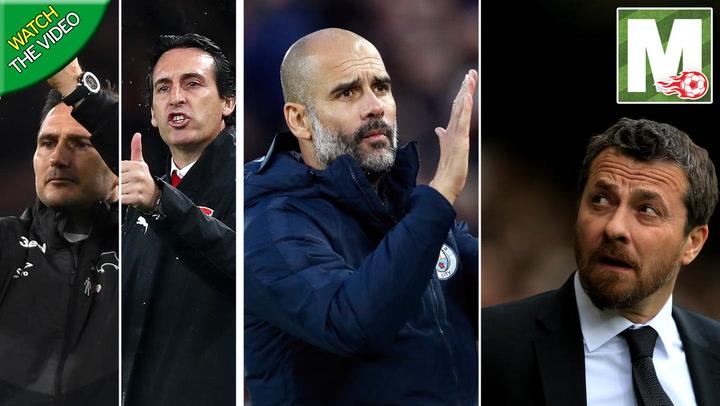 Manchester City vs Fulham live score: Team news, TV ...