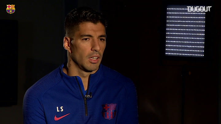 Luis Suárez explains the secrets behind his relationship with Leo Messi