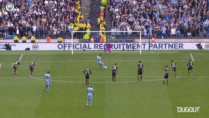 Sergio Agüero: Manchester City's ultimate hat-trick hero