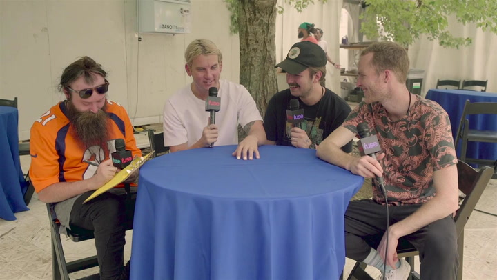 Judah and the Lion Create a Hilarious Story at Music Midtown