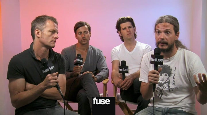 Our Lady Peace On Liberating and Touring