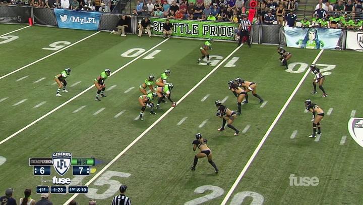 Game 7 Highlight: Seattle's Offense Struggles vs. LA