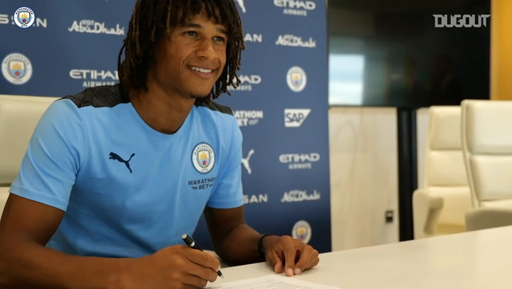Behind the scenes of Nathan Aké's arrival at Manchester City