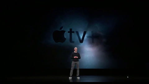 Apple sube apuesta por servicios con streaming y noticias