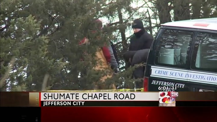 Body Found Near Jefferson City Church