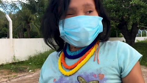 Indígenas exigen respeto a su cultura en políticas anticoronavirus de Brasil