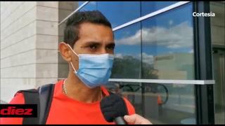 Cristian Maidana abandona Honduras tras desligarse de Olimpia y unirse a las filas del Cobresal de Chile
