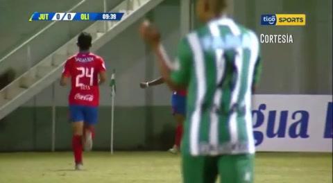 Gol de Jorge Benguché Juticalpa (Liga Nacional de Honduras 2019)