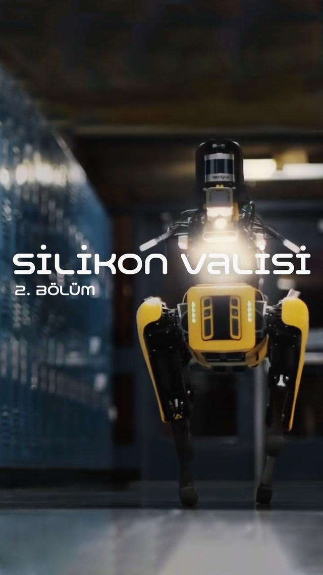 Silikon Valisi - 2. bölüm