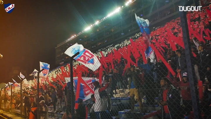 The story of the first-ever 'hincha'
