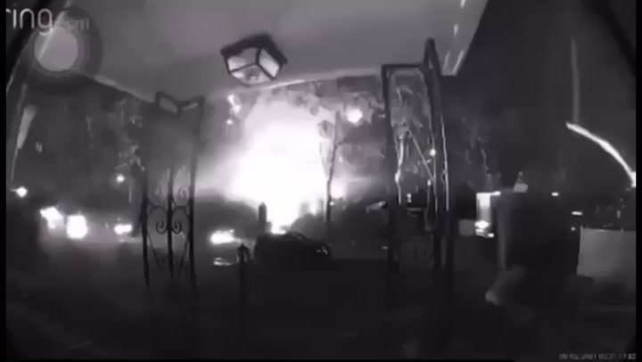 Family's house explodes after Ida flooding causes gas leak