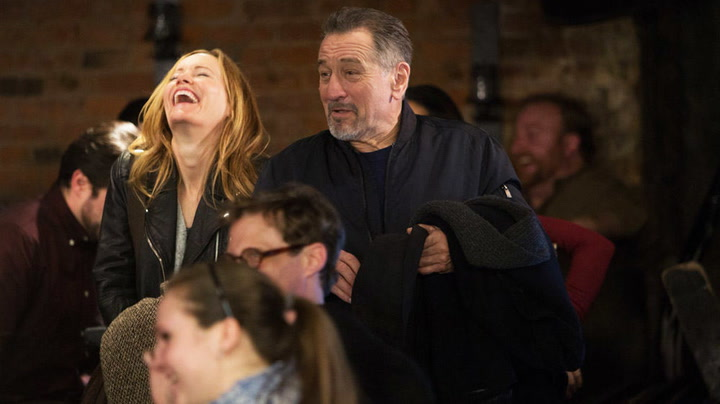 Robert De Niro And Leslie Mann On Dealing With These Dark Times