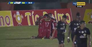 ¡Kemsie Abbott anota el primero para Real Sociedad ante Honduras Progreso!