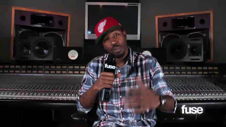 Shows: Hip Hop Shop:The MixDown: Serius Jones Previews New Mixtape 'Serius Bizness 2'