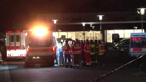 Al menos ocho muertos en dos tiroteos en Alemania