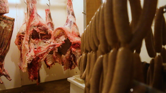 The Borgerding brothers butcher shop is keeping beef production local.